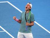 لوكا بوى يبلغ نصف نهائى بطولة أستراليا المفتوحة للتنس لأول مرة.. فيديو
