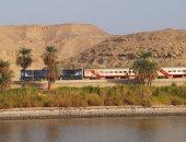 السكة الحديد تعلن التأخيرات المتوقعة فى حركة القطارات اليوم .. تعرف عليها