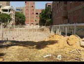 قارئ يشكو عدم استكمال أعمال البناء بمدرسة بالمنيب ما يعرض الأطفال للخطر