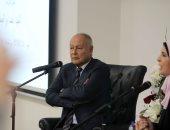 فيديو وصور.. أبوالغيط: ما زعمته إسرائيل بأن أشرف مراون كان خائنا غير صحيح