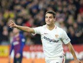 كل أهداف الأربعاء.. برشلونة يخسر أمام إشبيلية والسيتى يتأهل لنهائى الرابطة