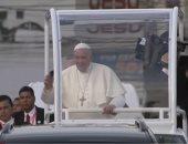 شاهد.. كيف يستقبل مواطنو بنما بابا الفاتيكان؟