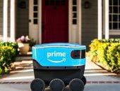 أمازون تكشف عن روبوتات لتسليم الطرود والبضائع دون تدخل بشري