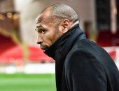 رسميا.. موناكو يوقف هنرى عن التدريب فى إنتظار قرار الإقالة