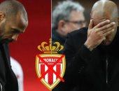 تقارير: موناكو الفرنسى يستعد لإقالة هنرى