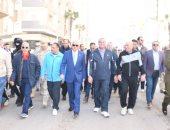 مهرجانات ومسيرات شبابية وأغان وطنية احتفالا بعيد الشرطة فى 4 محافظات