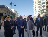 صور.. النائب سليمان العميرى: لن ننسى ملحمة رجال الشرطة فى الحفاظ على الوطن