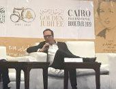 الإيطالى كلاوديو بوتسانى: المصريون يتنفسون ثقافة ومصر تتقدم وإيطاليا تتراجع