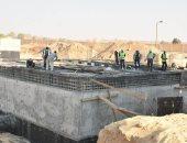 """رئيس """"مياه الأقصر"""": 370 مليون جنيه لـ12 مشروعا للصرف الصحى"""