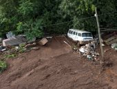"""تعليق البحث عن ناجين فى حادثة انهيار """"سد """" جنوب شرق البرازيل"""