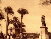 """تعرف على قصة إنشاء كوبرى قصر النيل وأسوده الأربعة.. """"صور"""""""
