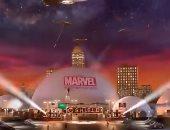 """تجربة مارفل.. """"هيئة الترفية"""" تضئ مدينة جدة لاستقبال الأبطال الخارقين """"فيديو"""""""