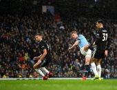 التشكيل الرسمى لمباراة مان سيتي ضد بيرنلى فى الدوري الإنجليزي