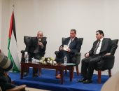 سفير فلسطين بالقاهرة: مصر هى الحاضنة والداعمة لحقوق الشعب الفلسطينى