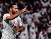 خليجي 24.. الإمارات يتقدم على اليمن 1-0 بعد 21 دقيقة.. فيديو