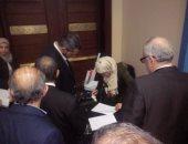 بدء التصويت على انتخابات اتحاد الناشرين العرب على هامش معرض الكتاب