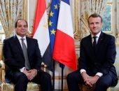 شاهد في دقيقة.. حجم العلاقات التجارية والاقتصادية بين مصر وفرنسا