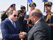 شاهد.. مصر والسودان.. وحدة الوطن الواحد