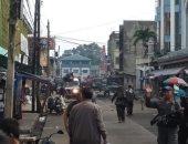 صور.. مقتل 8 أشخاص وإصابة 30 آخرين فى انفجارات استهدفت كنيستين بالفلبين