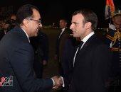 صور.. مجلس الوزراء: زيارة الرئيس الفرنسي تتزامن مع انطلاق فعاليات عام مصر-فرنسا