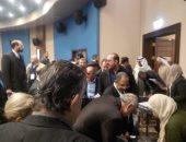 صور.. بدء التسجيل فى عمومية الناشرين العرب على هامش معرض الكتاب
