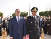 محافظ الإسماعيلية وقائد الجيش الثانى يشهدان إحتفالات الذكرى الـ 67 لعيد الشرطة