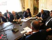وثيقة تاريخية.. لجنة الشئون العربية بالبرلمان ترحب بتوقيع اتفاق جوبا للسلام