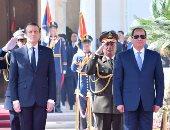 """سفير مصر فى باريس لـ""""مانشيت"""": زيارة ماكرون إلى القاهرة الأولى بحياته"""
