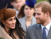 """""""سنة أولى جواز"""".. فيديو يعرض أبرز مواقف الأمير هارى وزوجته ميجان ماركل"""