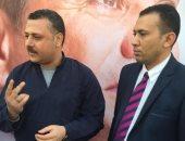 """فيديو.. """"محمد"""" سجين يحصل على الماجستير من داخل طرة ويحلم بالدكتوراه"""