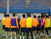 أحمد حسن يطالب لاعبي بيراميدز باستعادة نغمة الانتصارات أمام الداخلية