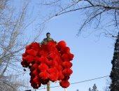 الصينيون يستعدون لاحتفالات رأس السنة القمرية الجديدة