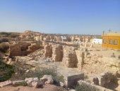 الآثار تواصل أعمال رفع كفاءة منطقة أبو مينا الأثرية بتكلفة 20 مليون جنيه