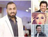 ميريام فارس وراغب علامة وهانى شاكر يختارون أغنيات للشاعر ايهاب عبد العظيم