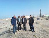 إنشاء محطة تحلية مياه الشرب بمصيف بلطيم بكفر الشيخ