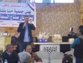 مستقبل وطن بالدقهلية يوزع شهادات أمان وملابس شتوية على المواطنين