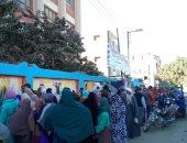 مستقبل وطن ببورسعيد يكرم المتفوقبن دراسيا وينشئ مراكز لبيع اللحوم ببنى سويف