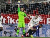 أخبار برشلونة اليوم عن تهديد نجم إشبيلية بإقصاء البارسا من كأس الملك