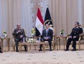 وزير الداخلية : دحر فلول الإرهاب وتقويض المخططات الإجرامية لم يأت من فراغ