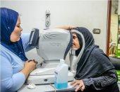 الكشف على 1050 حالة وتحرير محاضر إشغالات ومخالفات تموينية بالمنيا