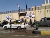 مدير أمن الجيزة يفتتح نقطة شرطة البراجيل بعد تطويرها