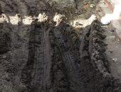 الجيزة لمياه الشرب توضح حقيقة غرق شوارع ابورواش: كسر الماسورة السبب