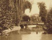 """قصة """"الأزبكية"""" ومخطط الخديوى إسماعيل لتحويلها إلى قطعة من باريس .. صورة"""