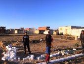 """صور.. اليوم السابع داخل """"سيدنا سليمان"""" بالبحيرة بعد إدراجها فى """"حياة كريمة"""""""