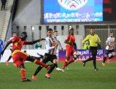 تعادل سلبى بين مولودية الجزائر والمريخ السودانى فى كأس زايد للأندية