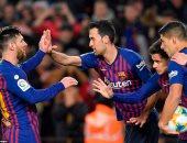 برشلونة ضد فالنسيا فى مواجهة نارية اليوم بالدوري الإسباني