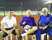 محمد عواد: حضور أحمد ناجى لمباريات الوحدة السعودى حافز كبير لى