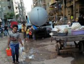 قارئ يشكو من انقطاع مياه الشرب عن شارع محمد حسن بالطوابق فيصل