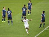 السودانى المعز علي يدخل تاريخ كأس اسيا بالهدف التاسع مع قطر ضد اليابان.. فيديو