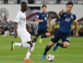 نهائي كأس اسيا.. شاهد اليابان تتأخر بهدفين ضد قطر فى الشوط الأول